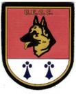 unidad especial de perros policia